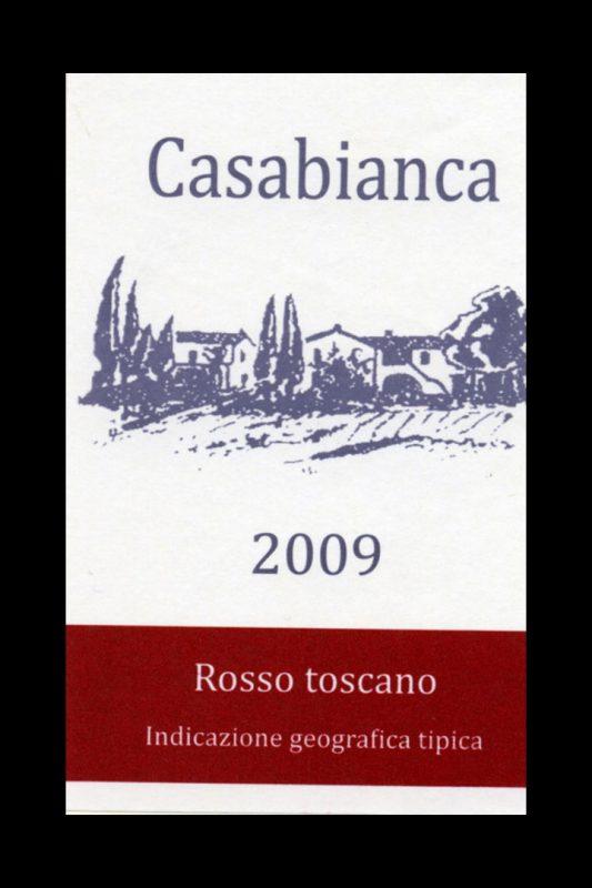Casabianca Rosso - Rotwein - Fattoria Casabianca