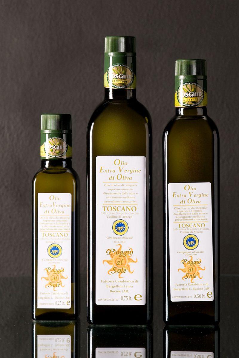 Poggio al Sole - Extra Natives Olivenöl - Fattoria Casabianca